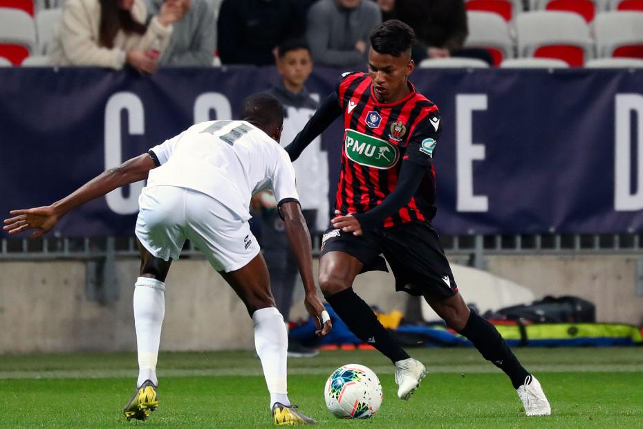 Boudaoui OGC Nice Algérie